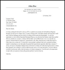 Pca Cover Letter professional pca cover letter sle writing guide coverletternow