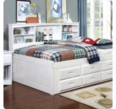 bookcase bed full discovery world furniture white full bookcase