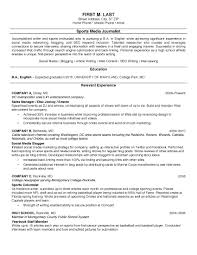 Sport Management Resume Cosmetic Management Resume Apa Term Paper Abstract Example
