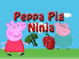 peppa pig ninja apk download peppa pig ninja 4 2 54 free
