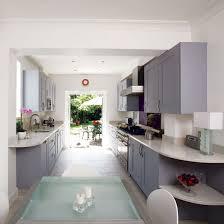 galley kitchen extension ideas galley kitchen design ideas ideal home for galley kitchen design