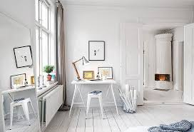All White Home Interiors Whiteout Almost All White Rooms One