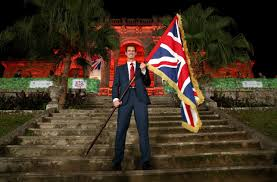Ceremony Flag Andy To Carry Flag For Team Gb At Rio 2016 Opening Ceremony U2013 News