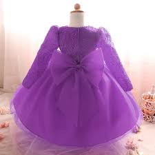 2017 newborn baby 1 to 8 yrs princess girls party dresses for