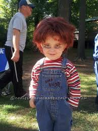 chucky costume toddler winning chucky costume for a toddler