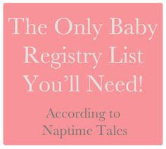 registry for baby baby registry needs vs wants this is an incredibly thorough