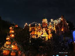 halloween night wallpaper disneyland halloween photo tour kooky spooky halloween night