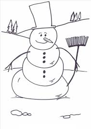 brilliant good snowman coloring sheet wall picture superb