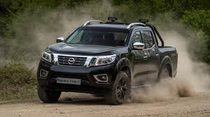 nissan navara trek 1 review top spec pick up tested top gear