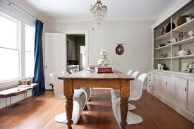 Modern Furniture Dining Room 10 Combinations Between Modern Chairs And Country Tables