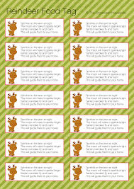 7 best images of page of reindeer food printable reindeer food