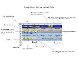 towson peoplesoft 1 spreadsheet upload workflow journal entered in spreadsheet