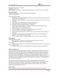 ultimate resume ideas for sales positions on sales objectives
