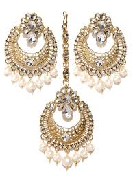 gold stone necklace sets images Jewellery set buy jewellery sets online in india myntra jpg
