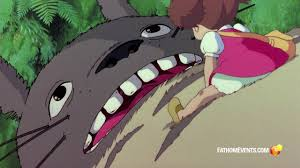 home in theaters my neighbor totoro in theaters fathom events
