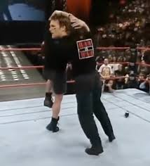 video tom brady delivers stone cold stunner to roger goodell bso