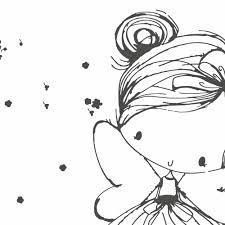 stickers chambre fille feerique stickers muraux chambre fille la fée de maman le papillon de papa