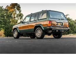1992 jeep cherokee for sale classiccars com cc 1007638