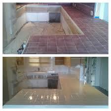 Refinish Kitchen Countertop by Pkb Reglazing Countertop Reglazing
