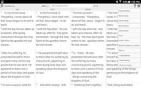 parallel plus word studies biblical languages android apps on