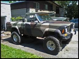 jeep concept truck gladiator nounourscj7 1965 jeep gladiator specs photos modification info