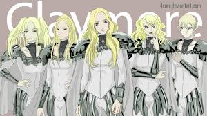 claymore claymore number 1 by 4enro on deviantart