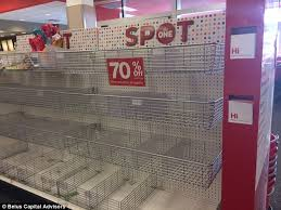 target to have fully stocked bar on black friday is this the most miserable target store in north america daily