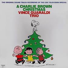 linus christmas tree vince guaraldi trio a brown christmas vinyl album at