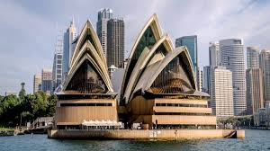 sydney opera house architectural styles expressionist architecture