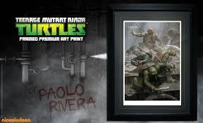 teenage mutant ninja turtle print sideshow collectibles