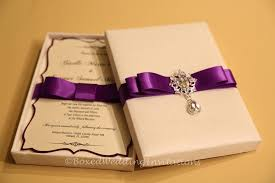 boxed wedding invitations boxes for wedding invitations inspirational boxed wedding
