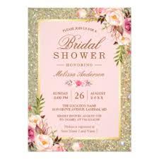 wedding shower invitation pink bridal shower invitations best furniture for home design styles