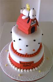 snoopy cakes snoopy cake cakecentral