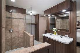 Small Bathroom Designs With Walk In Shower 5 Bathroom Shower Design Ideas For Your Manufactured Home