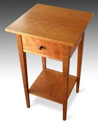 Skinny End Table Narrow End Table With Drawers Astounding On Ideas For Your Drawer