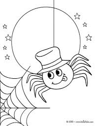 spider coloring pages 14 printables to color online for