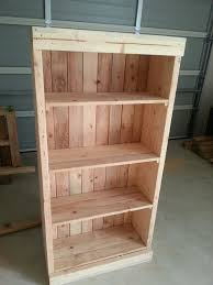 Basic Wood Bookshelf Plans by Kentwood Bookshelf Do It Yourself Home Projects From Ana White