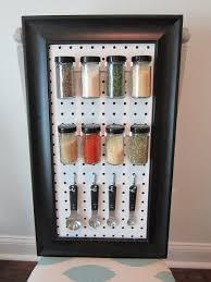 board spice rack