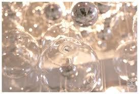 Diy Glass Chandelier Bubble Chandelier Diy Frou Frou Fashionista Luxury Lingerie