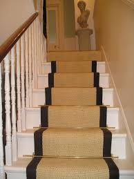 Sisal Stair Runner by Decorating Everything We Do Create And Stair Design With Stair