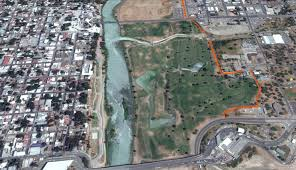 Map Of Rio Grande River The Wall Building A Continuous Us Mexico Barrier Would Be A Tall