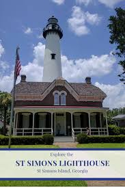 st simons lighthouse spectacular views u0026 island history video