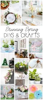spring diys diy moss letters a craft book the happy housie