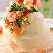 wedding cake recipes fresh orange wedding cake by susan g purdy cooking light april