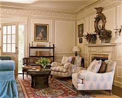 georgian revival library photo by tria giovan living rooms