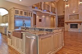 kitchen island with sink and cooktop new home ideas pinterest