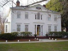 Federal Style House Plans Elements Of Federal Style Home Exterior Facade Pinterest