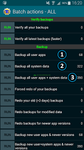 titanium backup pro apk no root guide how to backup restore android apps data root required