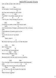 ukulele keyboard tutorial ladylauren on twitter dna by bts ukulele tutorial english music