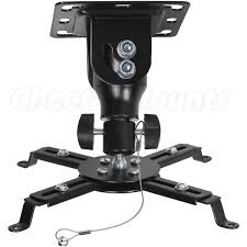 cheetah mounts apmeb universal projector ceiling mount includes a